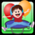 Trampoline Balloon Jump icon