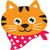 Talking Funny Cat icon