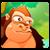 Gorillaz Kong Jungle Runner HD icon