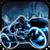 Tron Bike Race 3D icon