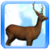 Deer Snow Live Wallpaper icon