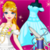 Marriage Party Dress Up Design icon