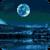 Blue Moon Night Live Wallpaper icon
