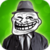 Troll Cool Face Camera icon