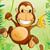 Monkey Banana Jump icon