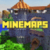 Maps for Minecraft PE MineMaps app for free