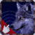 Beautiful Wolf Lwp Wave Effect  icon