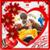 Valentine Photos Frames icon