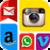 Technology Logo Quiz free icon