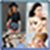 college photos frame icon