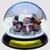 3D SnowGlobe Live Wallpaper app for free