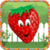 Puzzles for kids berries icon