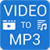 Video to MP3 converter and ringtone maker icon
