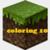 Minecraft coloring 10 icon