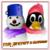 Mr Snowy and DJ Pingo icon