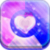 Love and Heart Live Wallpaper icon