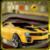 Platform Climbing Car Drive icon