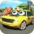 Crazy Talking Taxi Driver game app for free