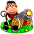 Monkey Tower Defense Game app for free