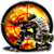 Cross Gunfire icon