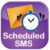 SMSLive with Scheduled SMS  icon