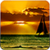 SunSet on Beach Live Wallpaper icon