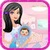 My New Baby Born and baby care games icon