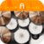 Modern A Drum Kit app for free