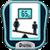Digital Weight Machine Scanner Prank icon