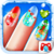 Christmas Nail Art app for free