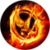 Bird in Fire Live Wallpaper icon