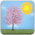 Lonely Cherry Blossom Tree LW app icon