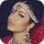 Beautiful Indian Girl Live Wallpaper icon
