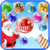 Christmas bubble war icon