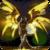 Golden Angel Live Wallpaper icon
