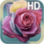 Raindrops Rose Live HD app for free