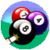 Rules to play Eight Ball Pool app for free