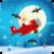Flappy Tappy Santa Plane app for free