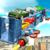 Flying Car Transport Truck 3D app for free