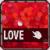 Glitter Love Live Wallpaper 2X app for free