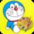 Doraemon coloring icon