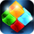 Colored Cubes 3d icon