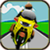 Adventure Hill Bike Racer Free icon