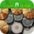 Classic A Drum Kit app for free