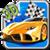 Moto Car Racing 3D app for free