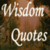 Wisdom Quotes Collection icon