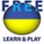 Learn and play Ukrainian free icon