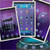 Neon-HD Next Launcher 3D Theme app for free