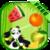 PANDA FRUITS CUTTER icon
