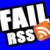 Fail RSS icon